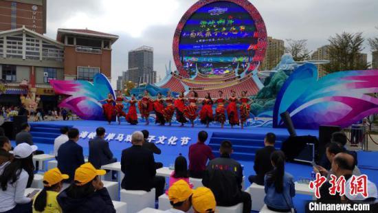 兩岸馬戲親子文化節啟動逾百對親子家庭研學助陣
